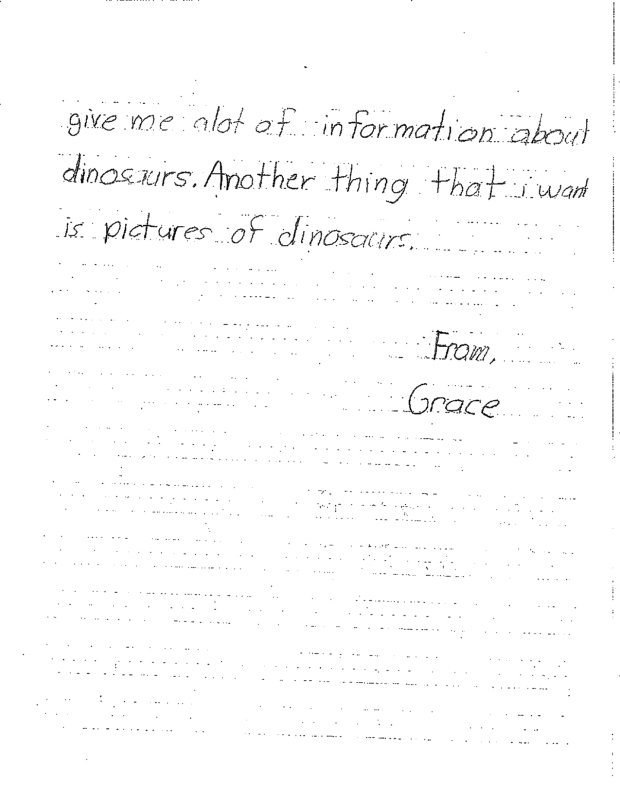 Letter From Grace 2